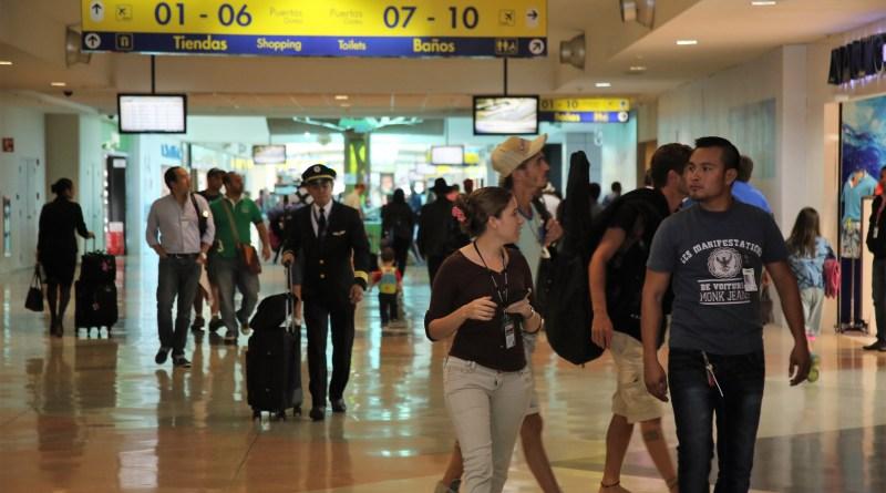 La entrada de viajeros a Panamá aumenta en un 25.4%
