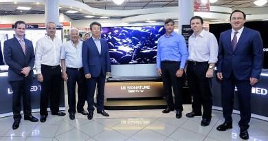 LG celebra el Día Mundial de la Televisión