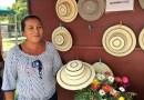 """Materiales y procedimientos del """"Sombrero Pintao"""", Patrimonio Inmaterial de la Humanidad."""