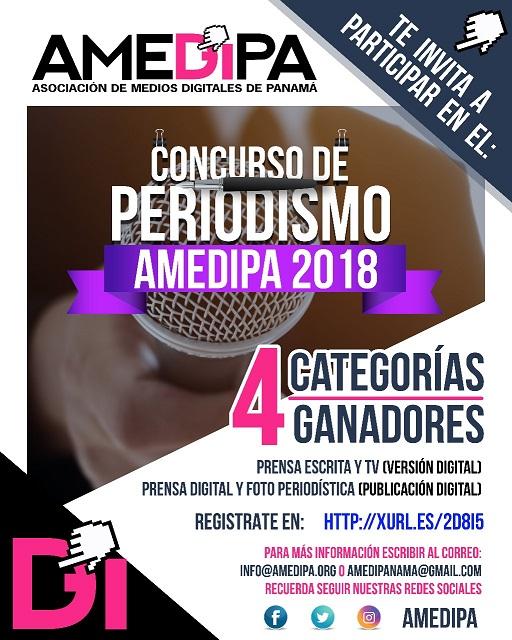 Concurso AMEDIPA