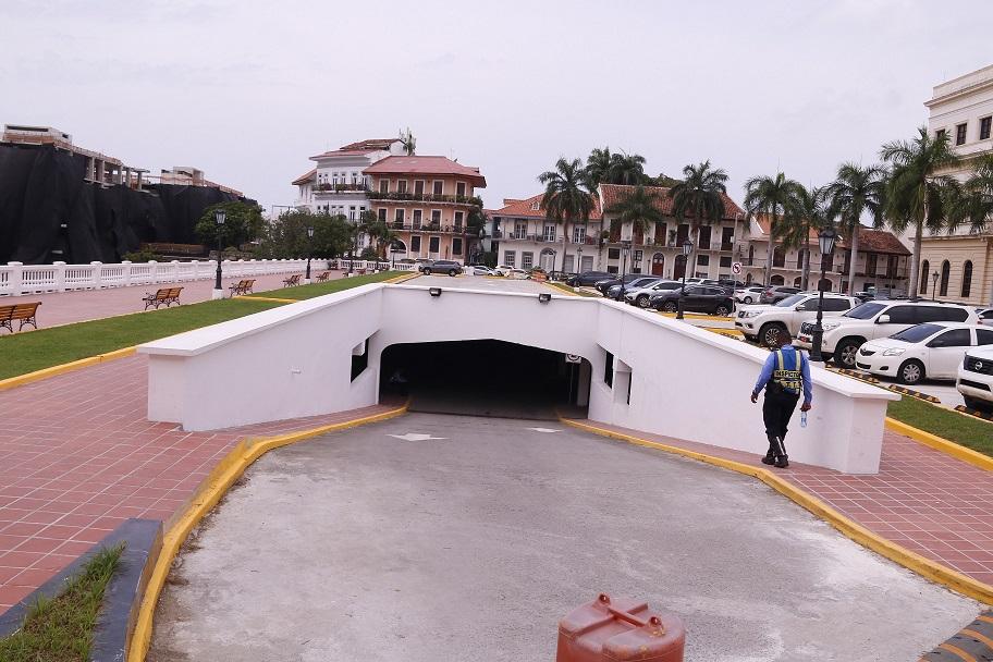 Estacionamiento Casco Antiguo