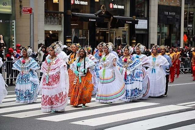 Panamá en New York