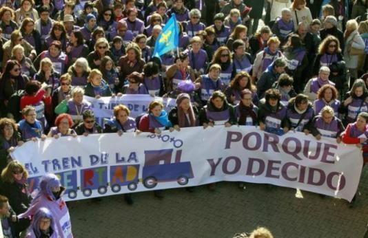 tren-libertad-manifiesta-Madrid-ley-aborto