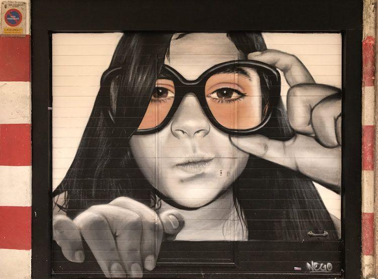 Street Art en el Barrio del Oeste de Salamanca