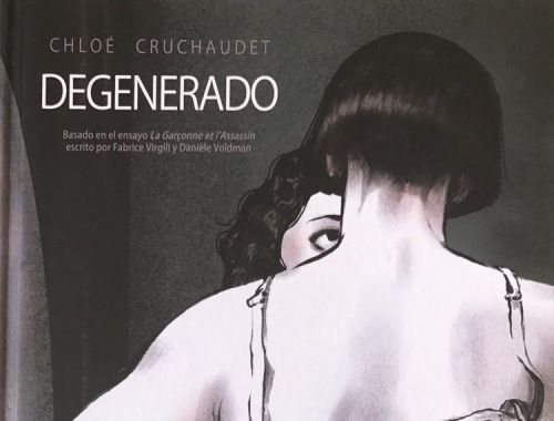 Chloe Cruchaudet