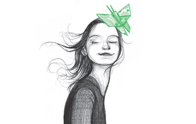 Noemi Villamuza, dibujos llenos de ternura