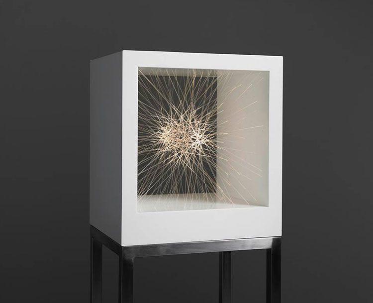 Pablo Armesto: esculturas con luz propia