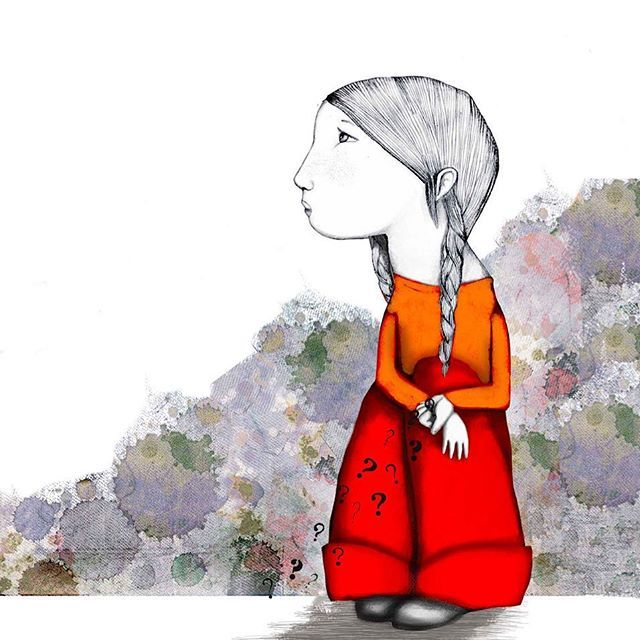 El AMOR ilustrado por Raquel Díaz