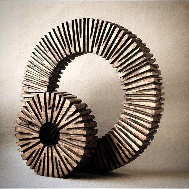 Esculturas talladas por Benoît Averly