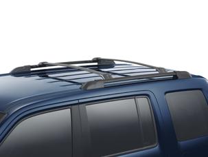2013 pilot cross bars w roof rails lx