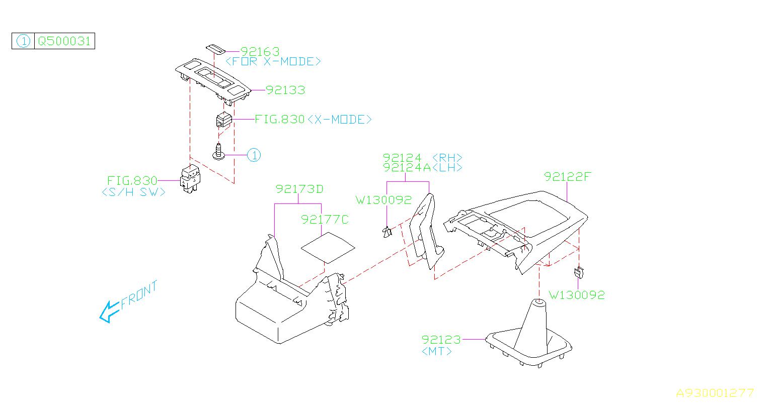Nissan Lafesta Wiring Diagram