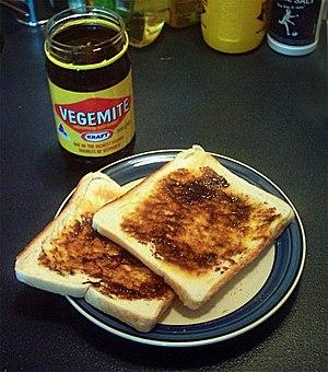 Vegemite, el alimento nacional de Australia 1