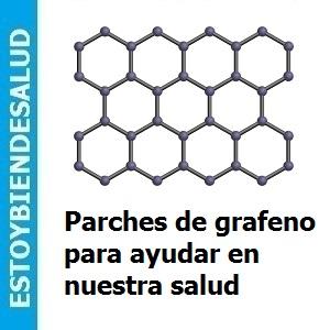 Parches de grafeno para ayudar en nuestra salud