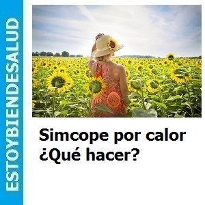 Simcope por calor