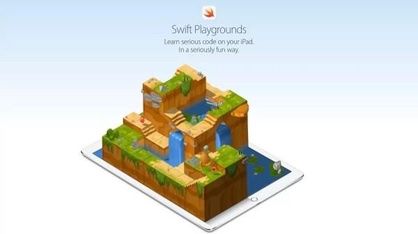 iPadでSwift開発