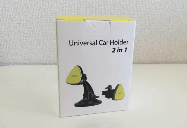 OMAKER Universal Car Holder 2 in 1
