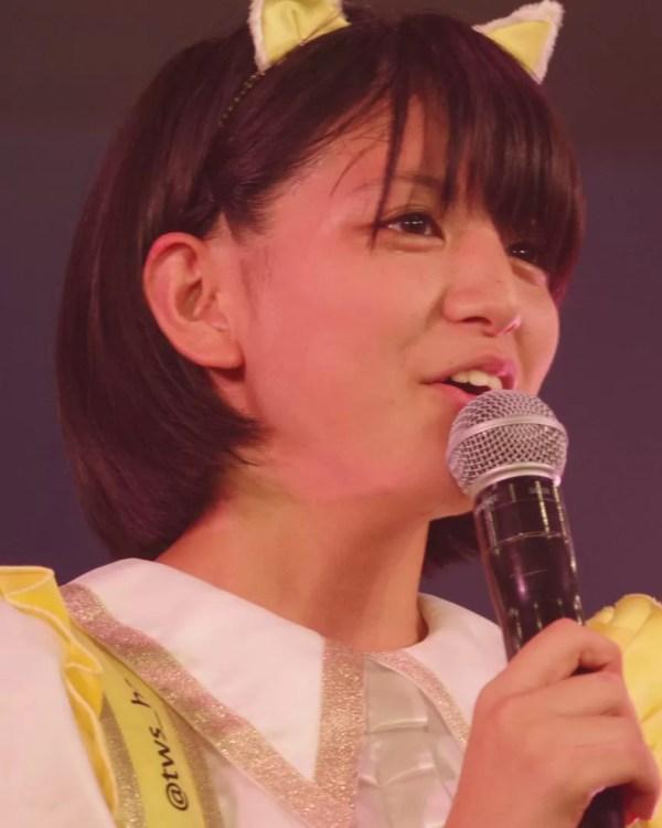 坂元葉月(はーちん)2015年8月の写真