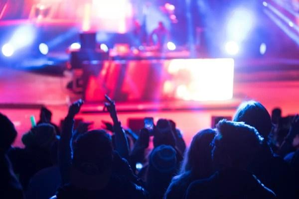 コンサートの様子