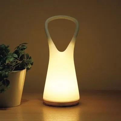 ニトリ「LEDランプ(ホルン)」