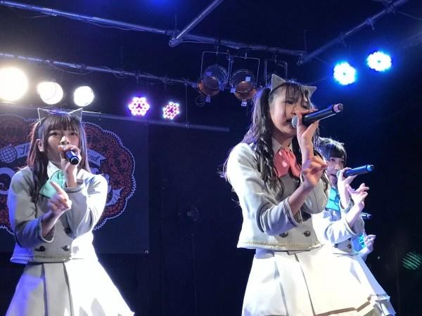 アイドルグループとしては近年珍しい『ツインボーカル』