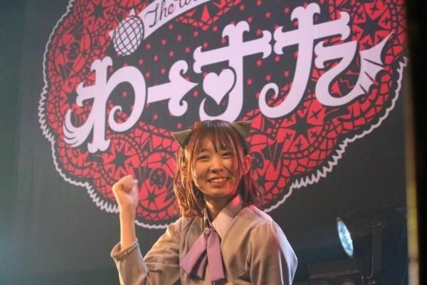 松田美里さんのMCが奇跡