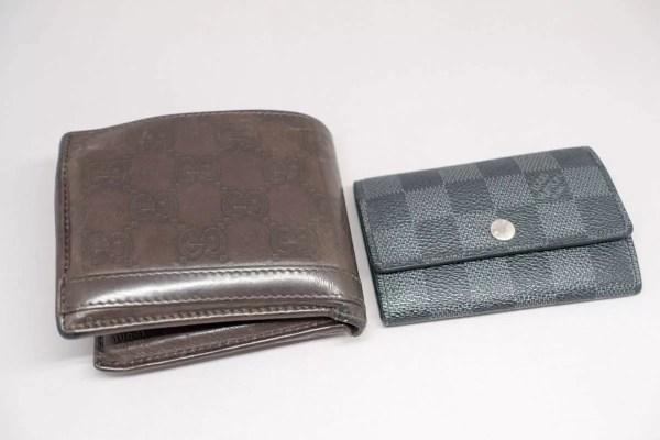 ペアリングは財布とキーケース