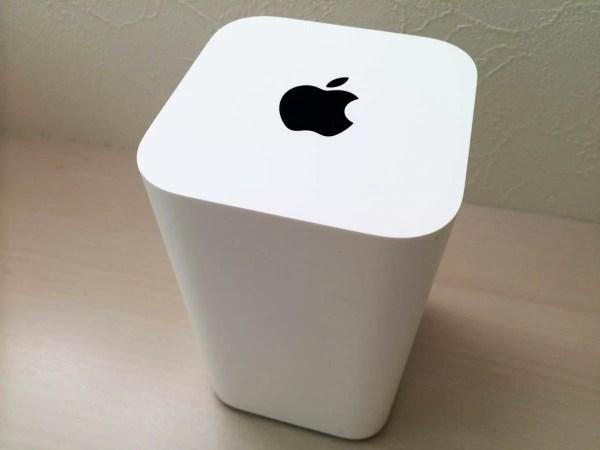 Appleロゴもバッチリ