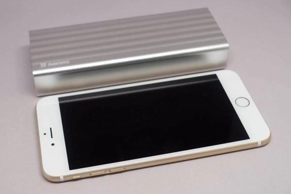 iPhone 6 Plusと比較