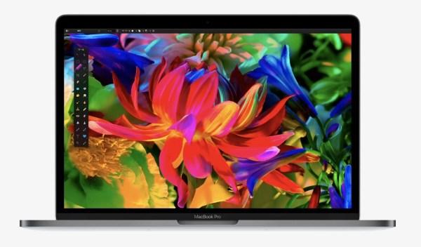 MacBook ProのRetinaディスプレイは圧倒的美しさ