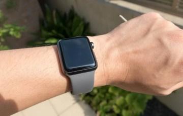 Apple WatchのApple Pay起動はサイドボタン2度押し