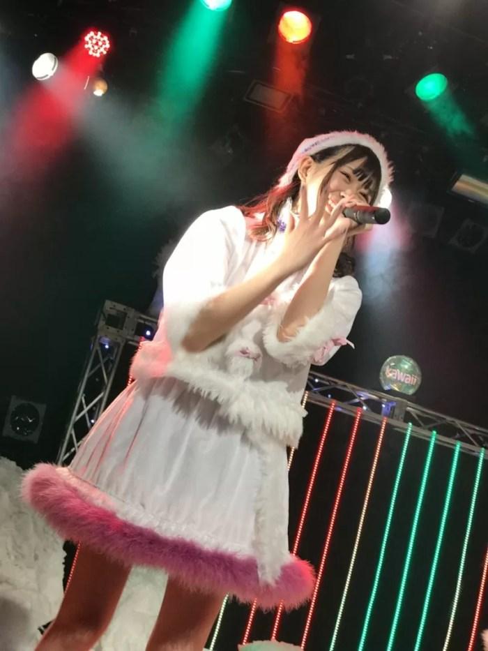 松田美里さんがかわいい