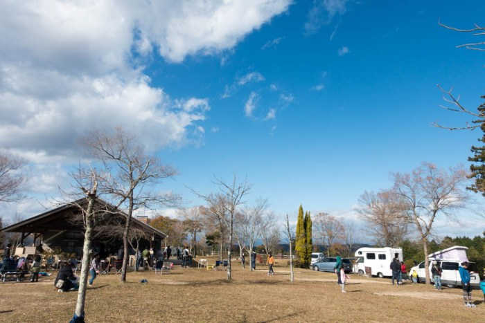 吉井竜天オートキャンプ場