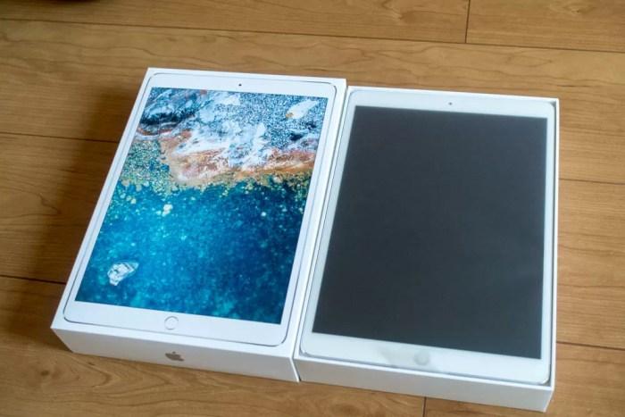 iPad Pro10.5インチdocomo版