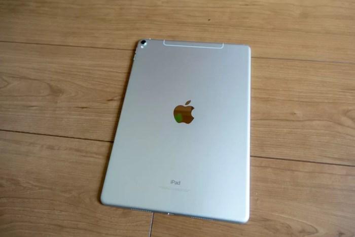 iPad Pro 10.5インチシルバー