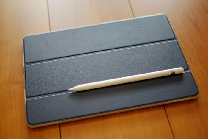 iPad ProとApple Pencil