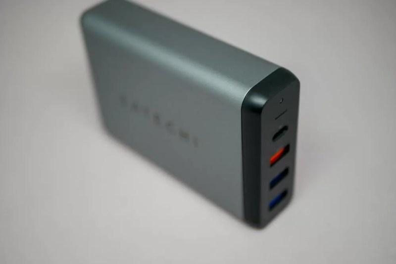 Satechi Type-C 75W トラベルチャージャー USB-C PD