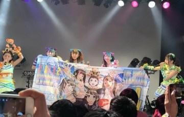 わーすた 3rd Anniversary LIVEレポート