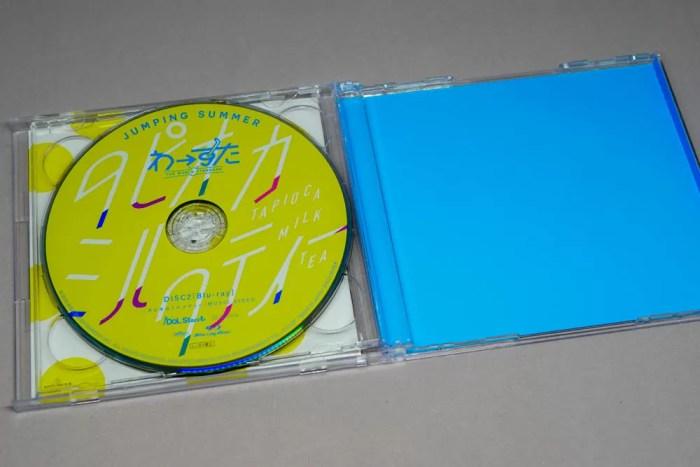 CDの中身