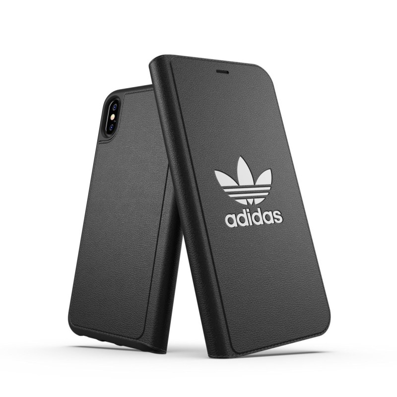 adidas Originals TPU Booklet Case BASIC iPhone XS Max