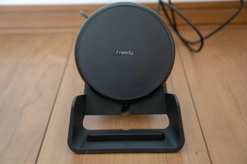 「Flex 10Wワイヤレス充電パッド EA1201S」を正面から
