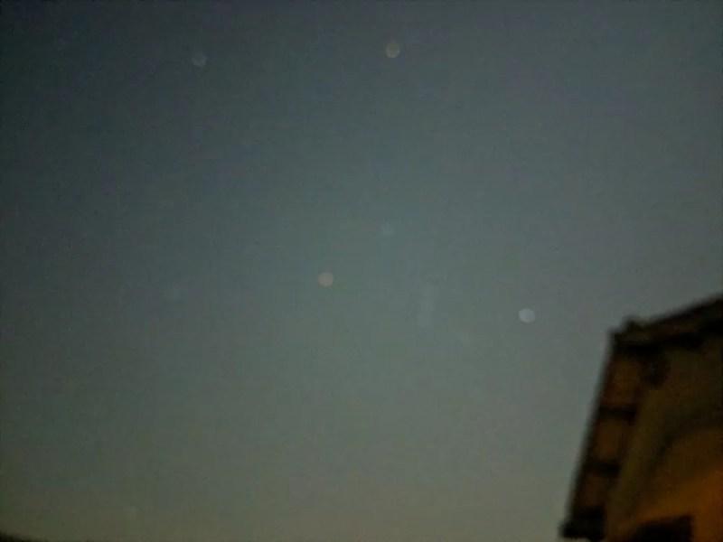 Pixel 3 夜景モードでピンぼけ
