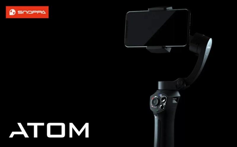 Snoppa Atom (アトム)スマートフォン3軸ジンバル