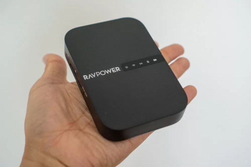 「RAVPower FileHub RP-WD009」レビュー