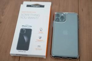 Spigen iPhone 11・iPhone 11 Pro対応ケース「クォーツ・ハイブリッド」レビュー