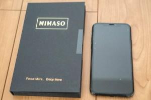 Nimaso iPhone 11 Pro・iPhone 11用全面保護ガラスレビュー
