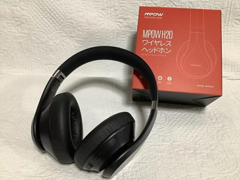 Mpow H20パッケージ