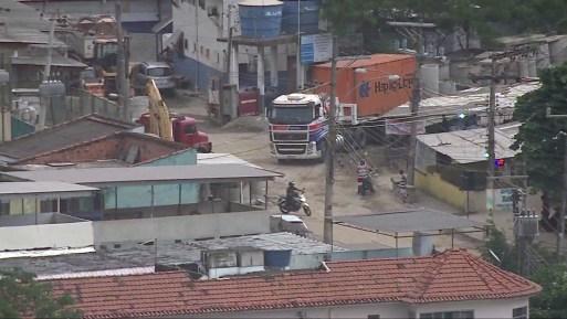 Resultado de imagem para caminhões de carga sao alvo de bandidos
