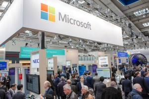 Microsoft Hannover Messe 2016