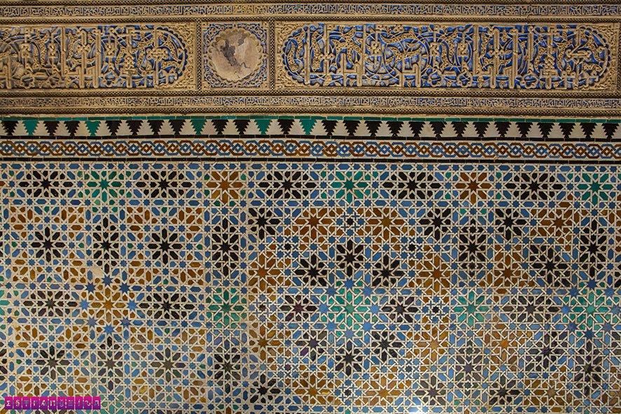 Real-Alcazar-Sevilha-visita-azulejo-parede