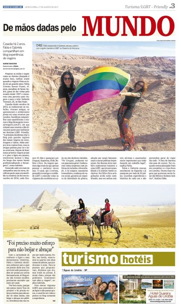 Turismo LGBT - Diário do Grande ABC